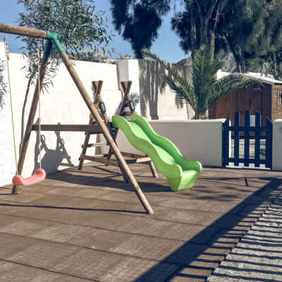 3 Hotels With Playground