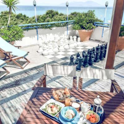 Stay Near The Beach in Greece